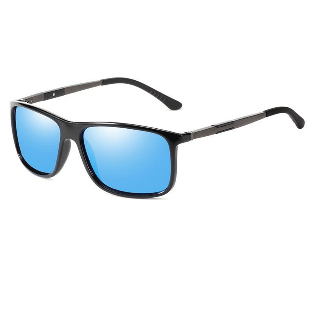 Unisex square polarized sunglasses Leviathan