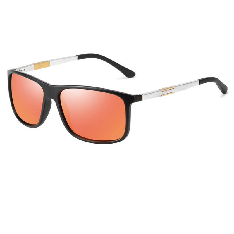 Unisex Square Polarized Sunglasses Leviathan - The Ever Collection