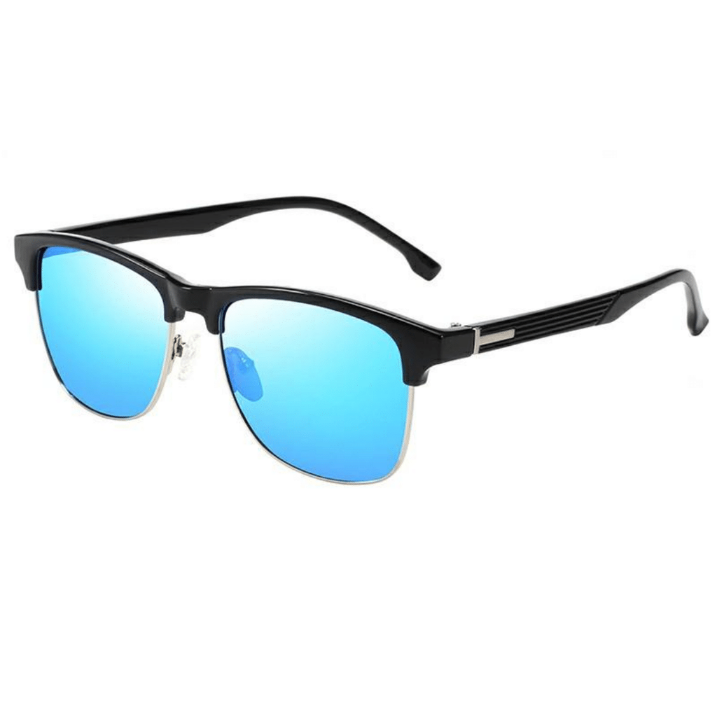 Unisex brow line polarized sunglasses Shade
