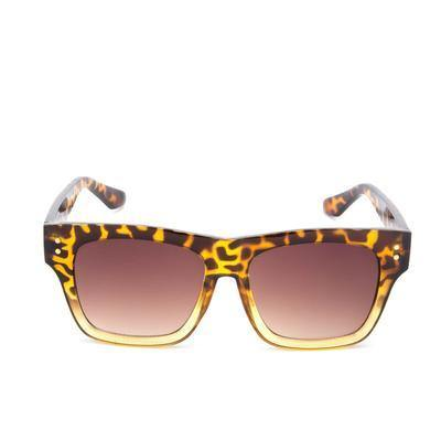 "Signature Designer Sunglasses Model ""Wild Cat"" Brown By: The Ever Collection"