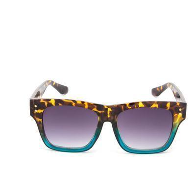 "Signature Designer Sunglasses Model ""Wild Cat"" Blue By: The Ever Collection"
