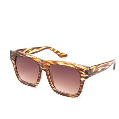 "Signature Designer Sunglasses Model ""Wild Cat"" Brown Demi By: The Ever Collection"