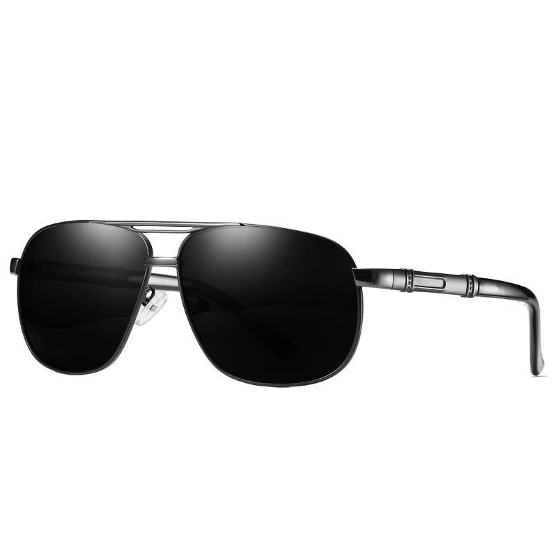 Stylish unisex aviator sunglasses Midnight