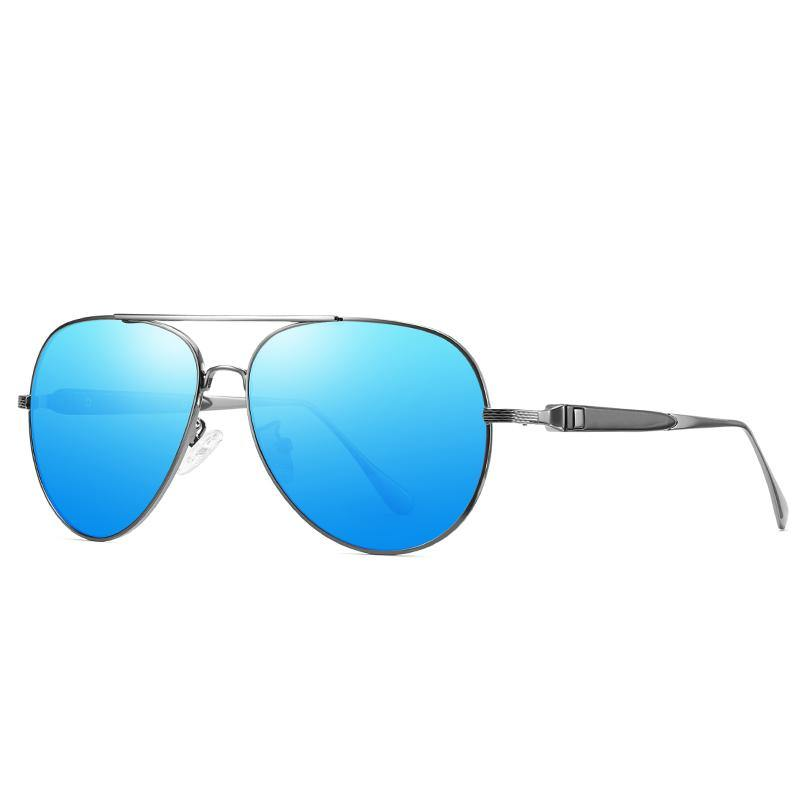 Unisex polarized sports sunglasses sterling