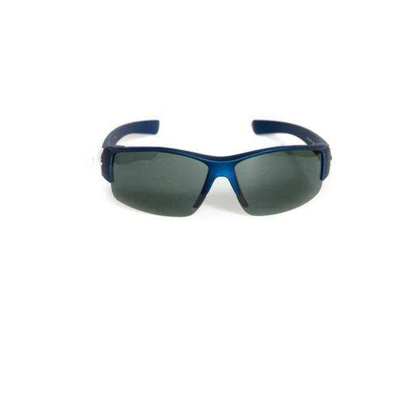 "Sports Sunglasses Designer Sunglasses Model ""Blade Runner"" Blue By: The Ever Collection"