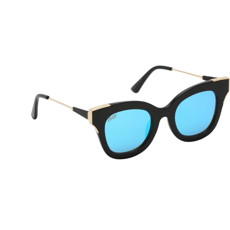 Women round frame cat eye Bewitched sunglasses - The Ever Collection