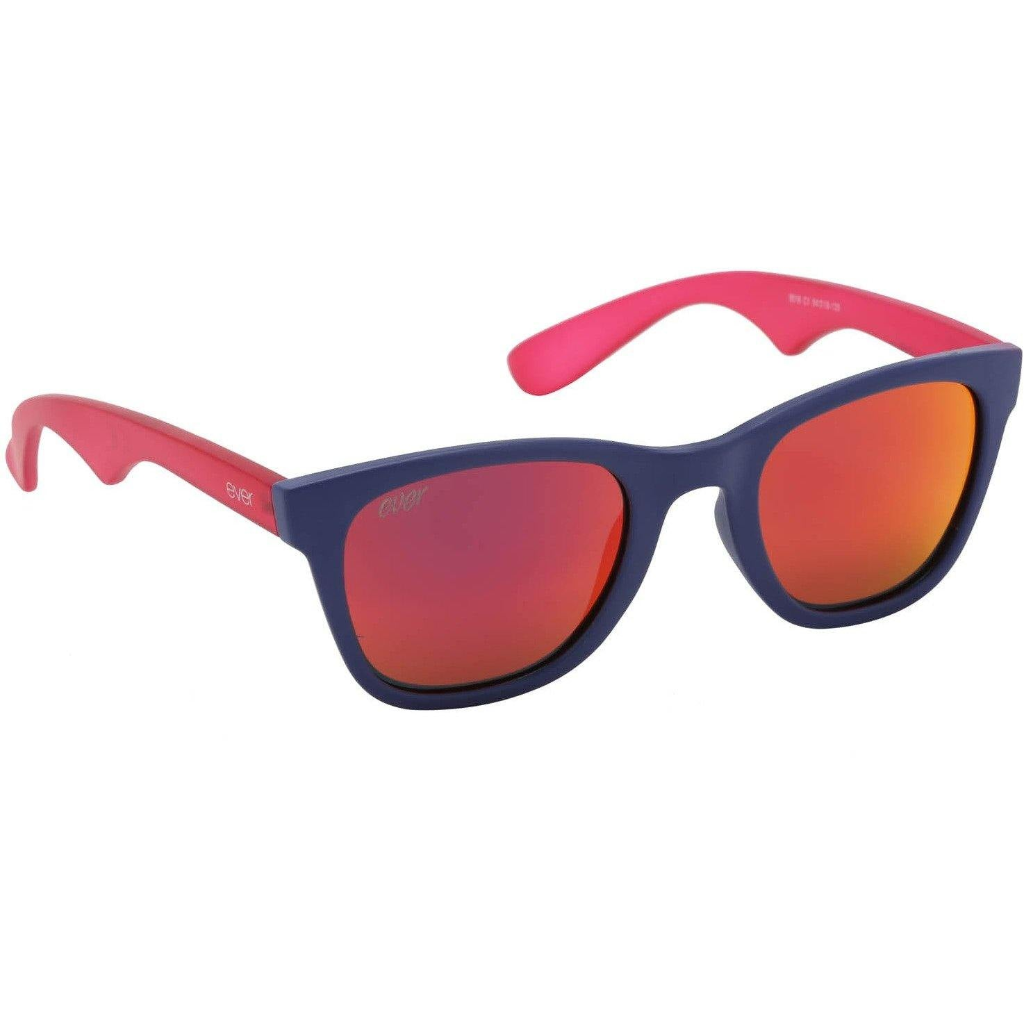 "Sports Sunglasses Designer Sunglasses Model ""Duck Sauce"" Red By: The Ever Collection"