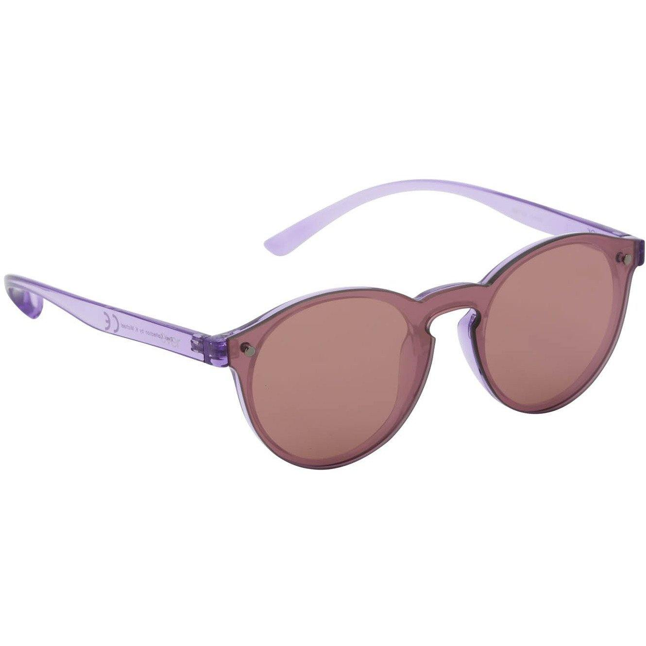"Revo Coated Collection Designer Sunglasses Model ""Simba Tail"" Purple By: The Ever Collection"