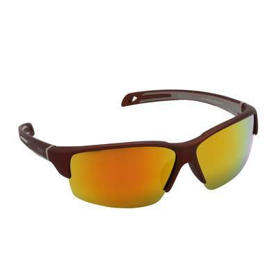 "Polarized Sunglasses Designer Sunglasses Model ""The Elite"" Maroon By: The Ever Collection"