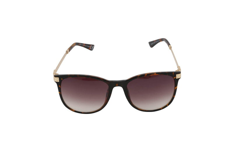 Unisex metal square frame sunglasses Autumn
