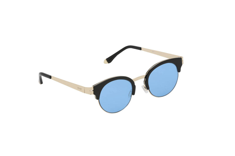 Flexible unisex round sunglasses Retro - The Ever Collection