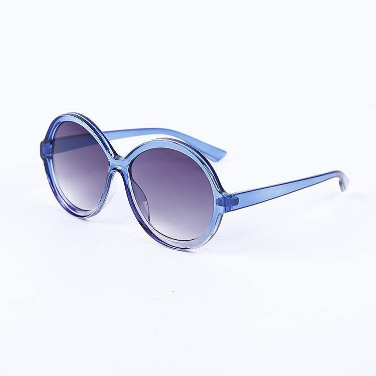 "Signature Designer Sunglasses Model ""Vintage"" Blue By: The Ever Collection"
