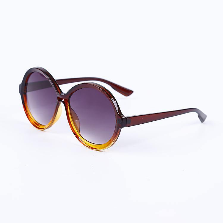 "Signature Designer Sunglasses Model ""Vintage"" Brown By: The Ever Collection"