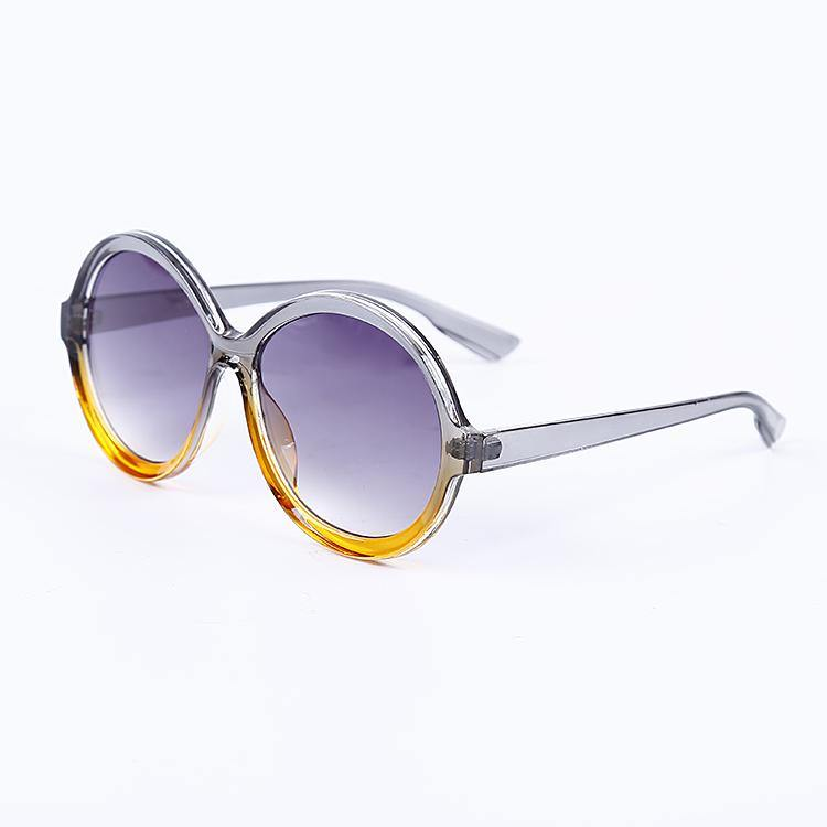 "Signature Designer Sunglasses Model ""Vintage"" Orange By: The Ever Collection"