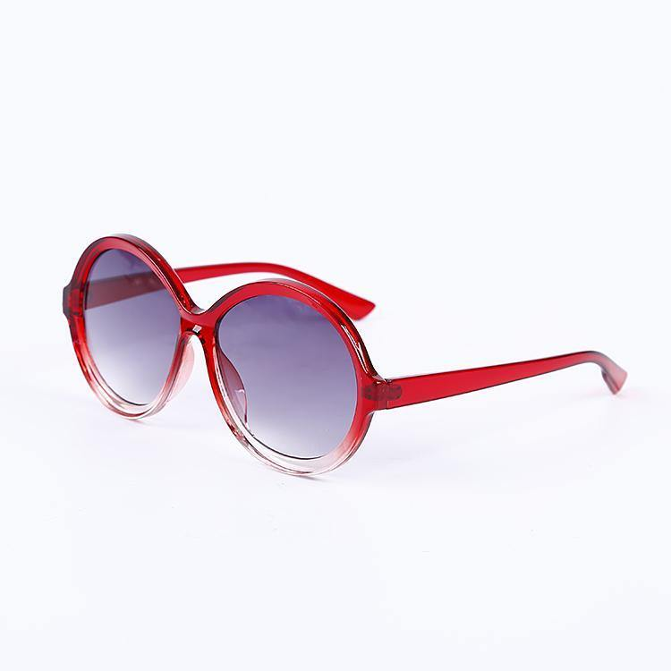 "Signature Designer Sunglasses Model ""Vintage"" Red By: The Ever Collection"
