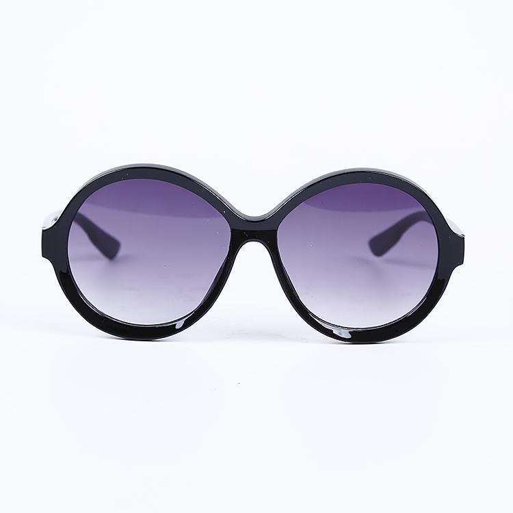 "Signature Designer Sunglasses Model ""Vintage"" Purple Black By: The Ever Collection"