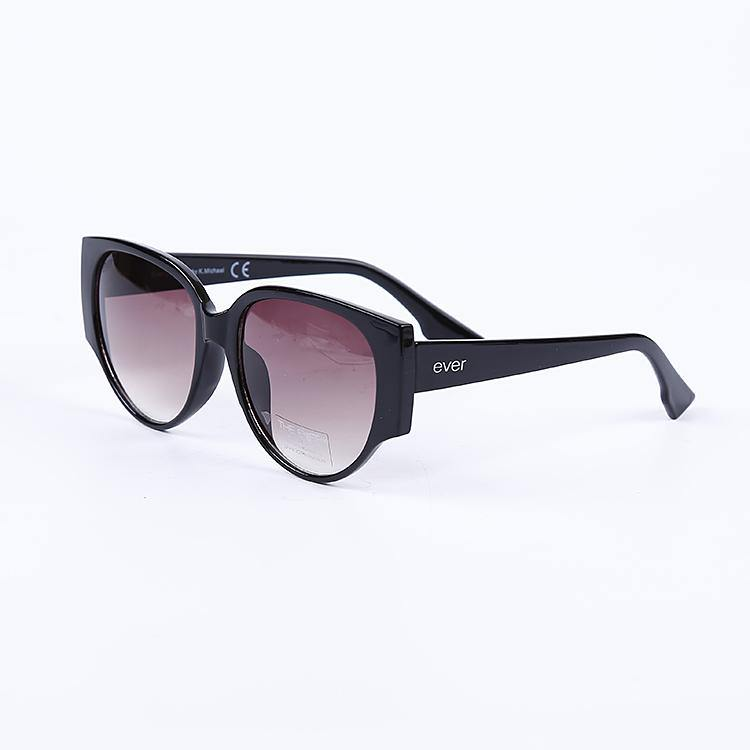 "Signature Designer Sunglasses Model ""Nova"" Black By: The Ever Collection"