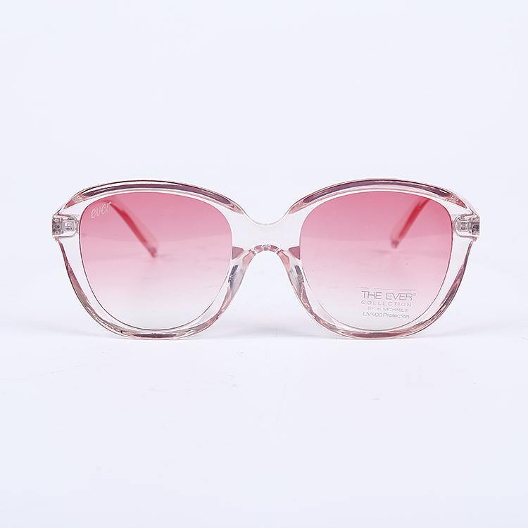 "Signature Designer Sunglasses Model ""Duchess"" Pink By: The Ever Collection"