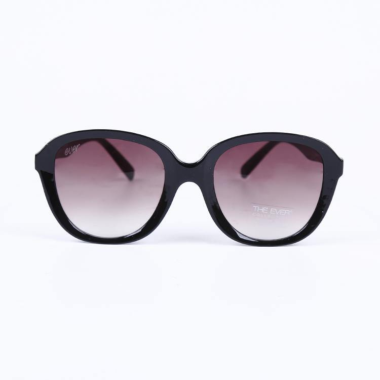 "Signature Designer Sunglasses Model ""Duchess"" Black & Red By: The Ever Collection"