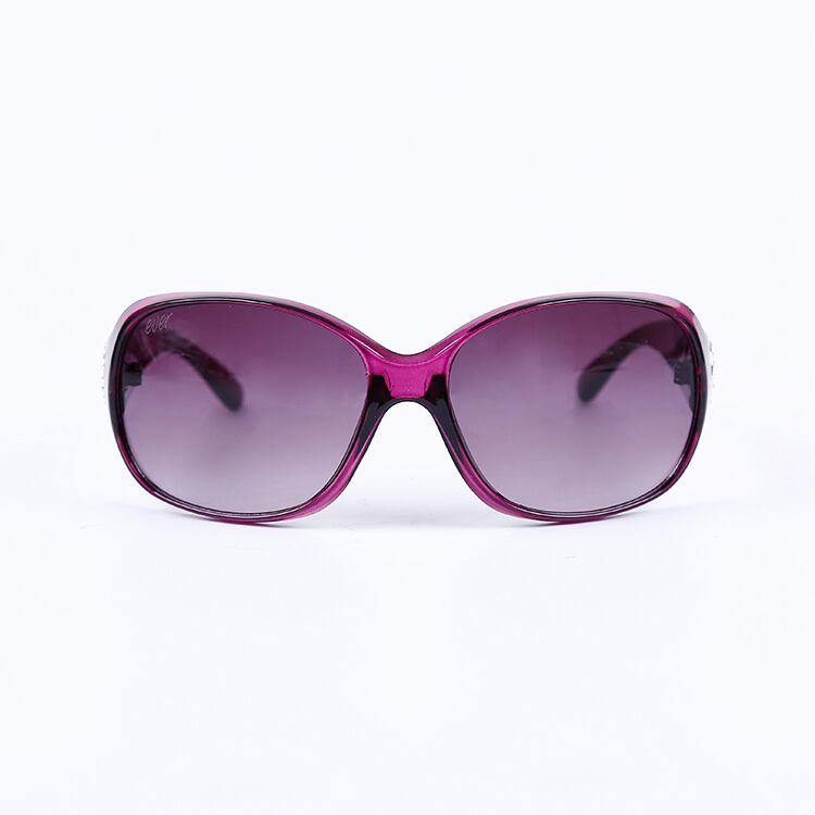 "Signature Designer Sunglasses Model ""Empyrean"" Purple By: The Ever Collection"