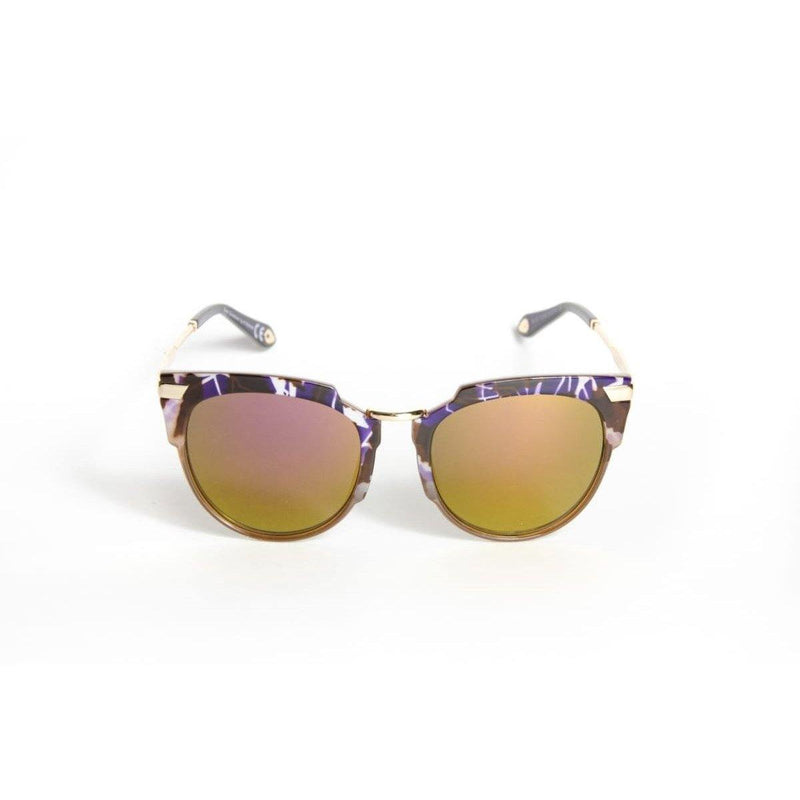 "Ever Fashion Designer Sunglasses Model ""Purple Marble"" By: The Ever Collection"
