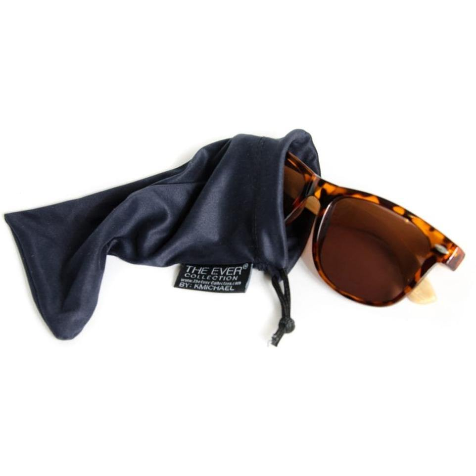 "Accessories Designer Sunglasses Model ""Microfiber Pouch"" By: The Ever Collection"