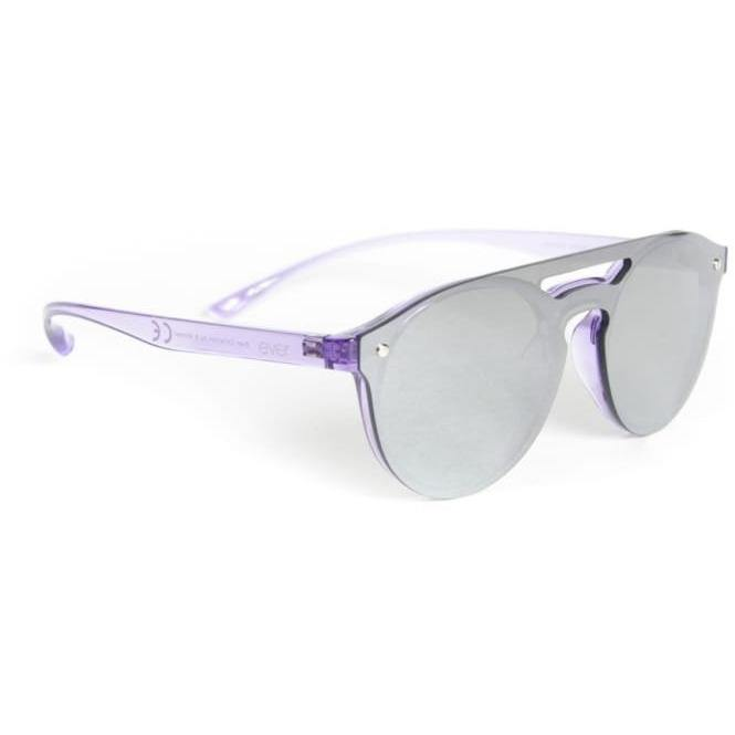 "Specialty Coated Collection Designer Sunglasses Model ""Pretty Boy"" Purple By: Ever Collection NYC"
