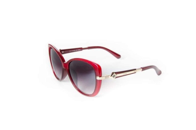 Stylish women's oversized acetate sunglasses Darling - The Ever Collection