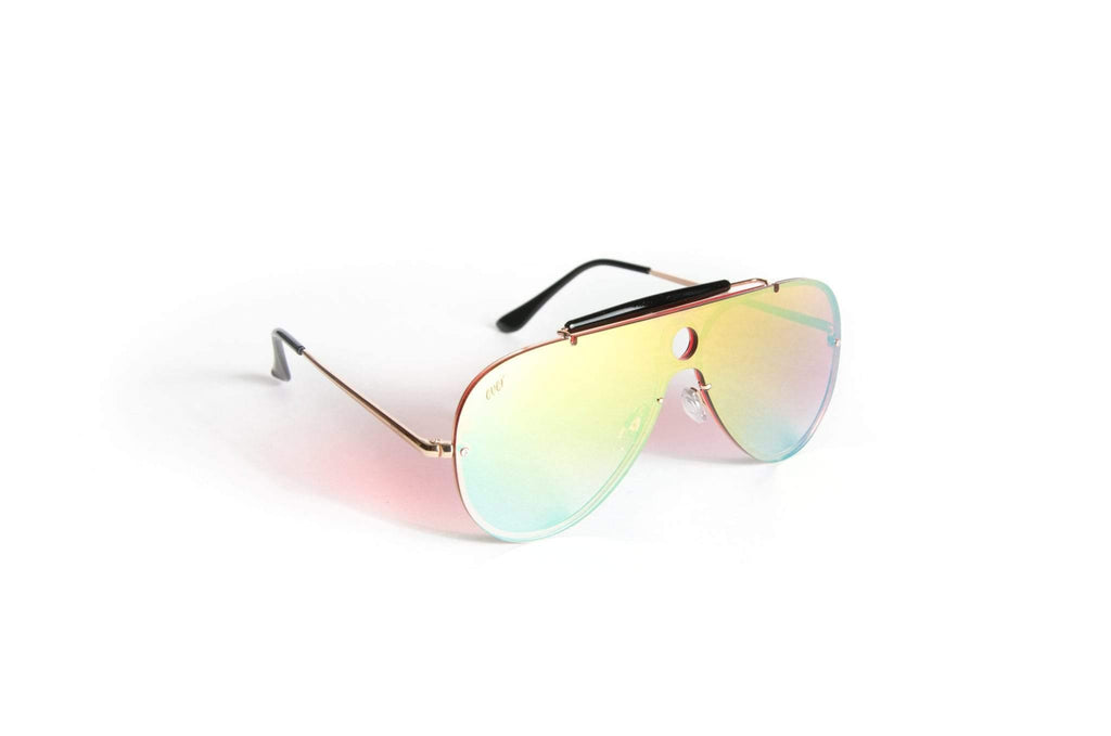 Frameless Revo Aviator sunglasses J Macs