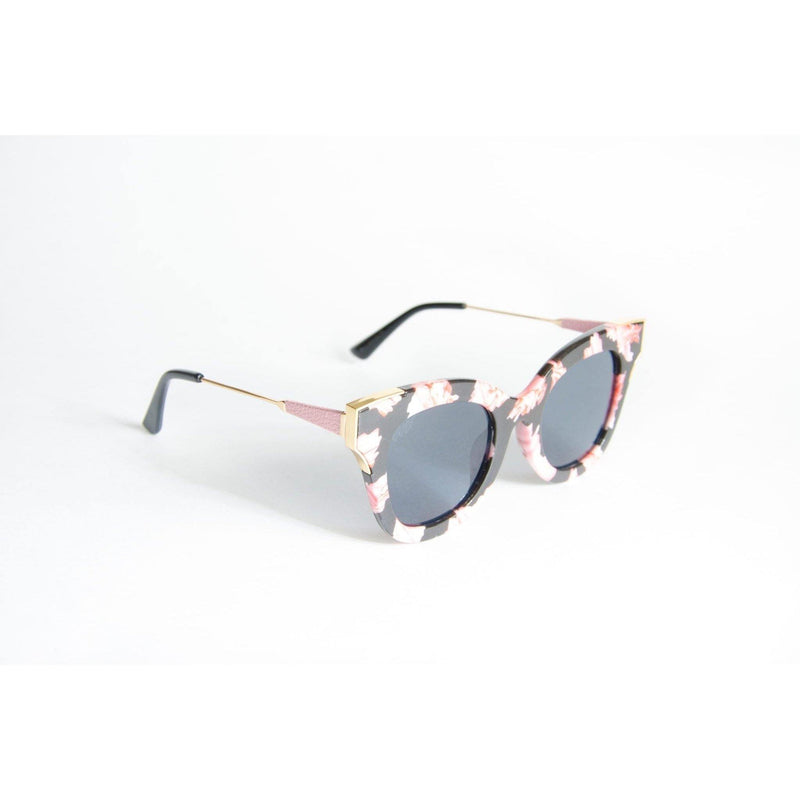 "Ever Fashion Designer Sunglasses Model ""Flower Girl"" By: The Ever Collection"