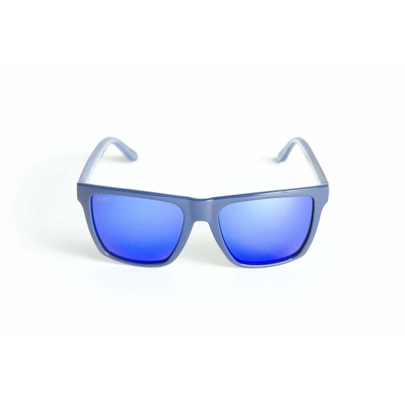"Sports Sunglasses Designer Sunglasses Model ""Flame On"" Blue By: The Ever Collection"