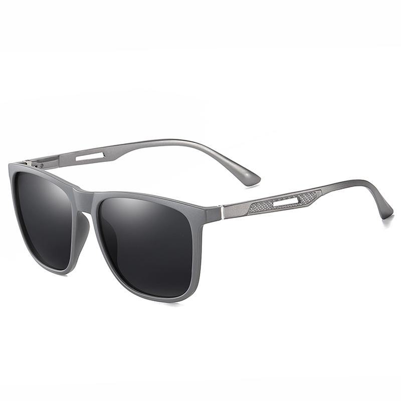 Unisex Polarized Square Sunglasses Alpha - The Ever Collection