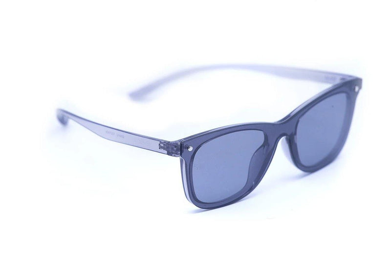 "Revo Coated Collection Designer Sunglasses Model ""Silver Surfer"" Black By: The Ever Collection"