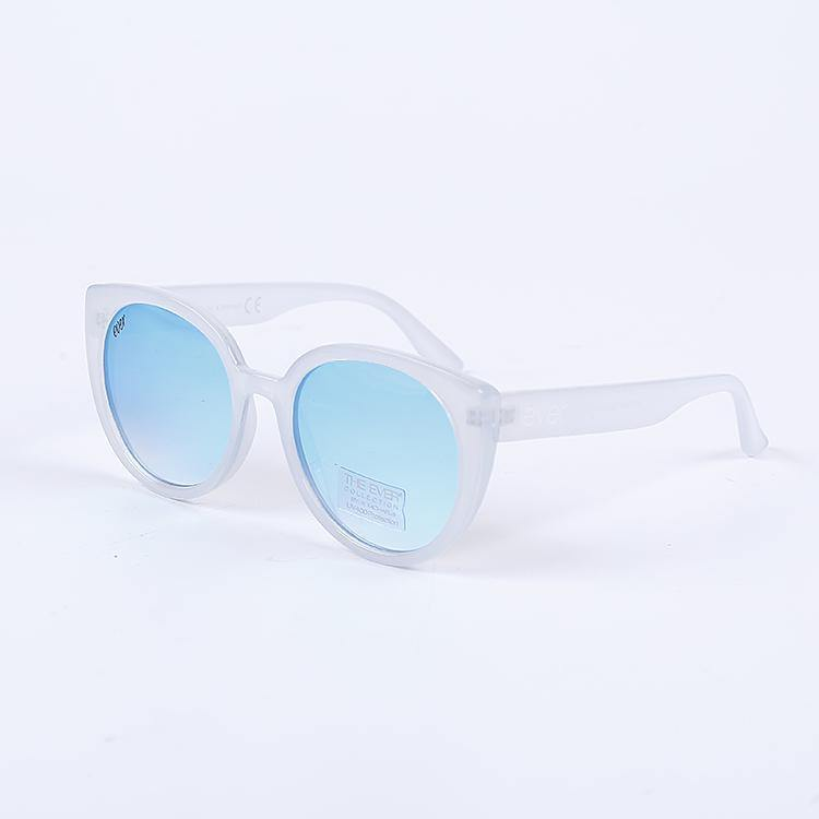 "Signature Designer Sunglasses Model ""Ombre"" Blue By: The Ever Collection"