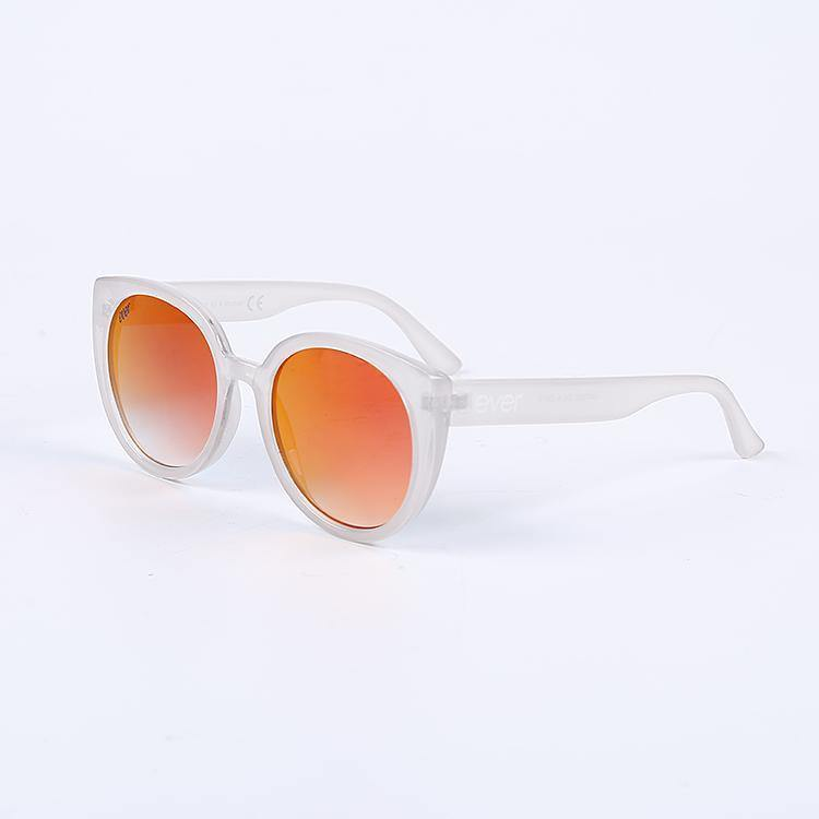 "Signature Designer Sunglasses Model ""Ombre"" Orange By: The Ever Collection"
