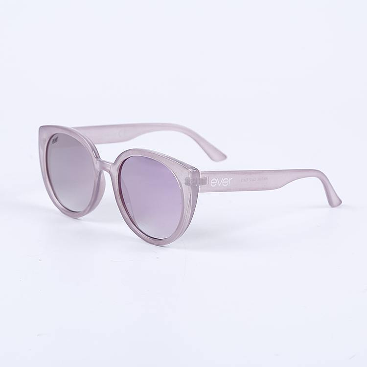 "Signature Designer Sunglasses Model ""Ombre"" White By: The Ever Collection"
