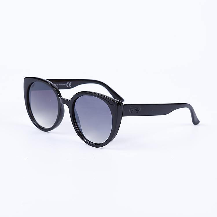 "Signature Designer Sunglasses Model ""Ombre"" Black By: The Ever Collection"