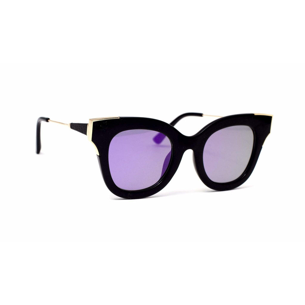 "Ever Fashion Designer Sunglasses Model ""Bewitched"" By: The Ever Collection"