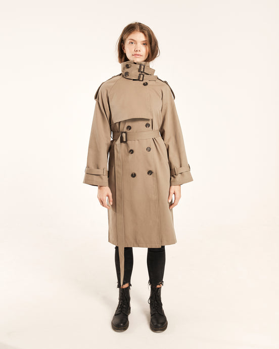 Battledress Trench Coat