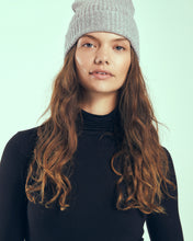 Load image into Gallery viewer, Grey Cashmere Beanie