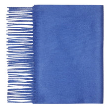 Load image into Gallery viewer, Cornflower Blue Cashmere Scarf