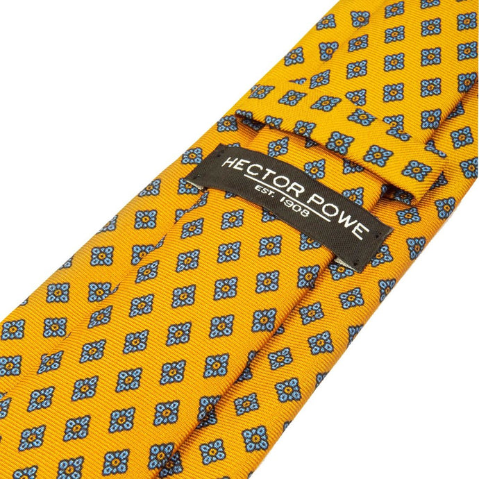 Gold Diamond Tie