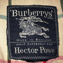 Load image into Gallery viewer, Hector Powe x Burberry Green Overcoat