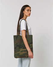 Load image into Gallery viewer, Organic Camo Tote Bag