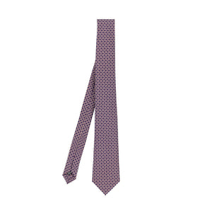 Royal Tile Print Tie