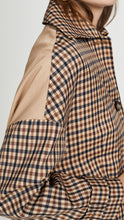 Load image into Gallery viewer, Hector Powe Women's Heritage Checked Coat