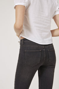 ELLA Denim - Dark grey