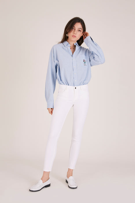 Jeans slim ELLA Denim - Sugar