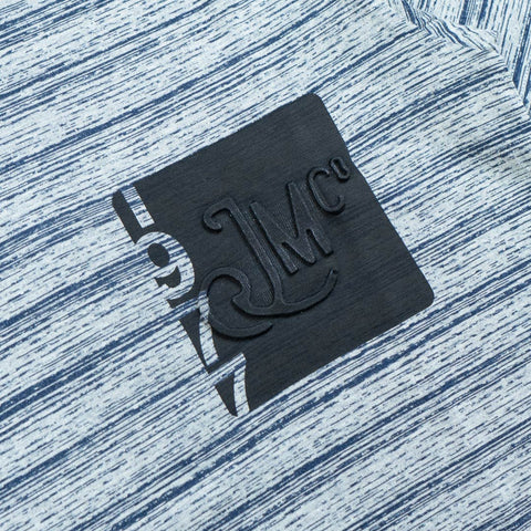 J&M LOGO EMBOSSED T-SHIRT 1016