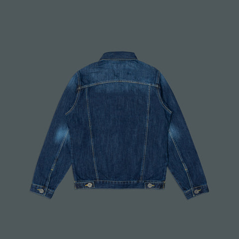 BLUE DENIM TRUCKER JACKET 2572
